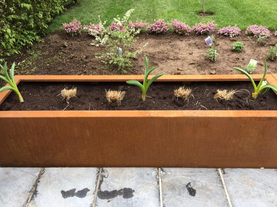 Artesa rechthoekige plantenbakken