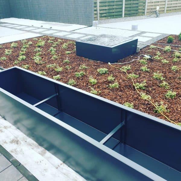 Artus rechthoekige plantenbakken
