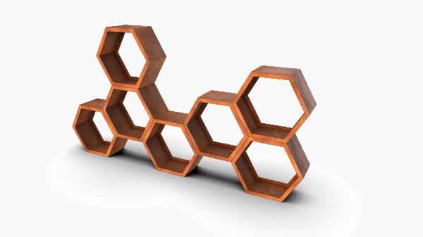 Woodshedwood Honeycomb