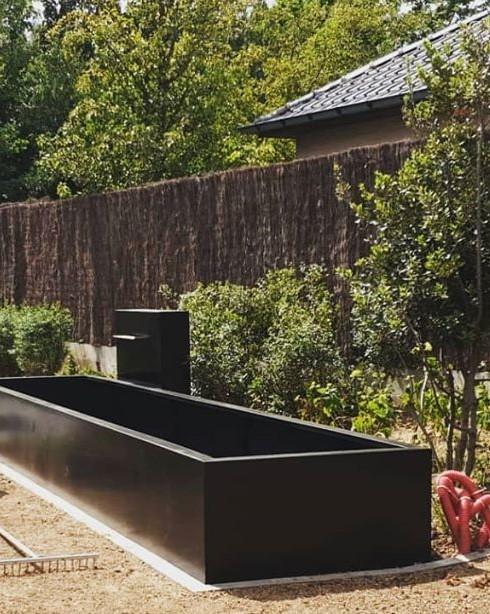 Cascadi waterval aluminium